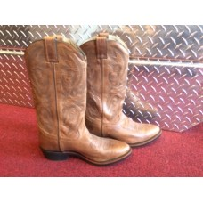 8.0 D Double H 13 Inch Brown Cowboy Boots