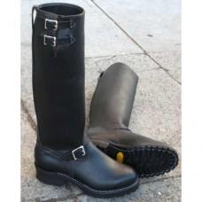 "Wesco 18"" Black Leather Boss Boots BK7718LL100"