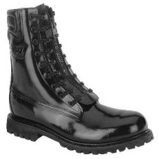 All American Black Leather Fire Fighting Boot 401